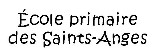 École primaire des Saints-Anges